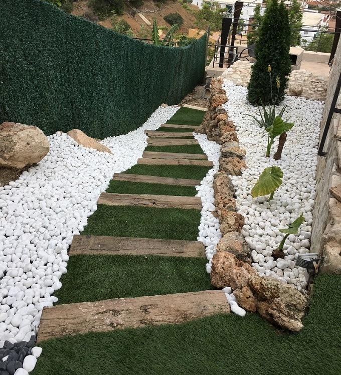 Paisajismo Y Diseno De Jardines - Paisajismo-jardines