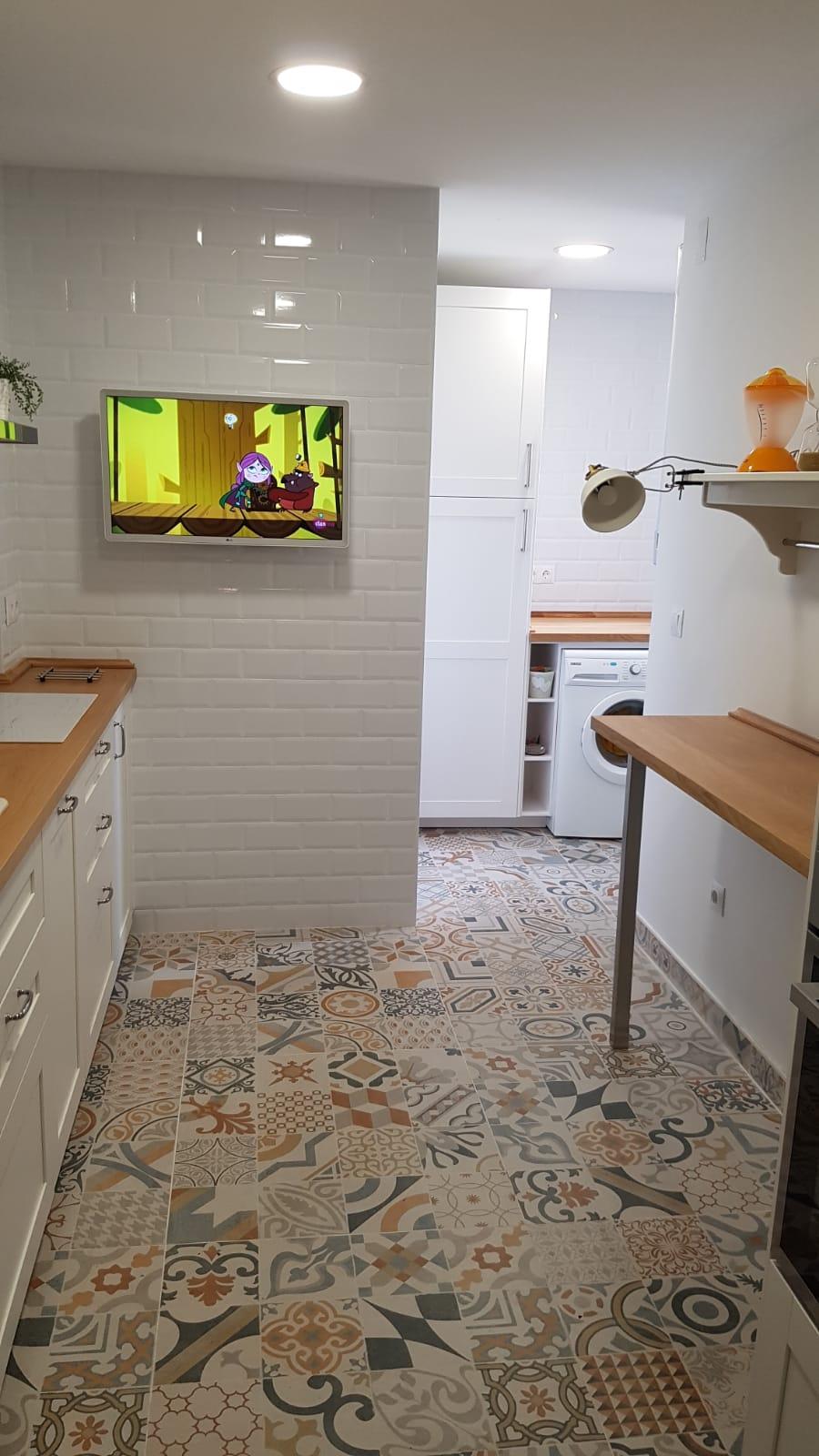 Reforma de cocina y ba o reformas malaga - Reformas de cocinas y banos ...